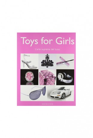 """BOOK  """"TOYS FOR GIRLS"""" BY PATRICE FARAMEH"""
