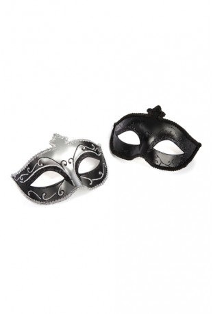 FIFTY SHADES OF GREY - MASCHERA PER LUI E PER LEI