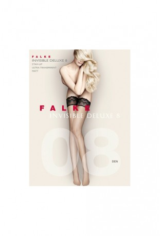 FALKE - INVISIBLE DELUXE 8 DEN STAY UPS