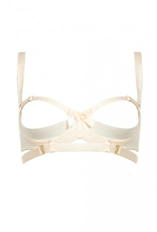 BORDELLE - GIA REGGISENO COLOR CREMA