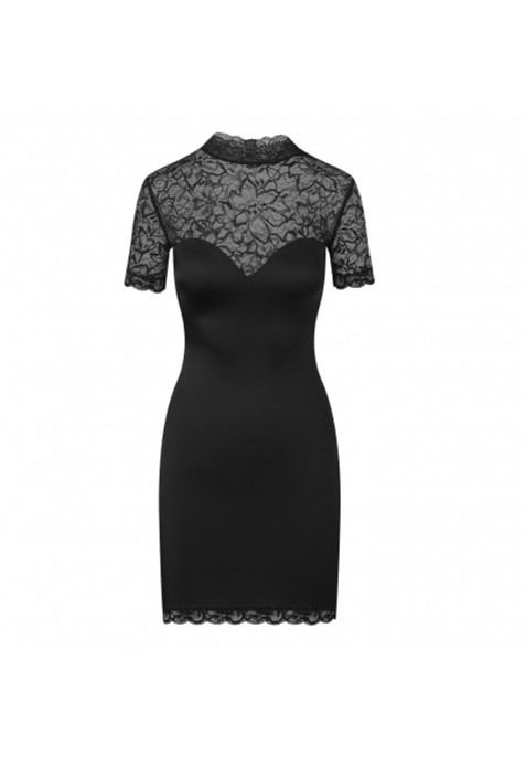 CADOLLE - AIDA SHEER LACE DRESS