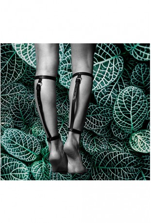 BIJOUX INDISCRETS - MAZE - KNEE AND ANKLE GARTERS